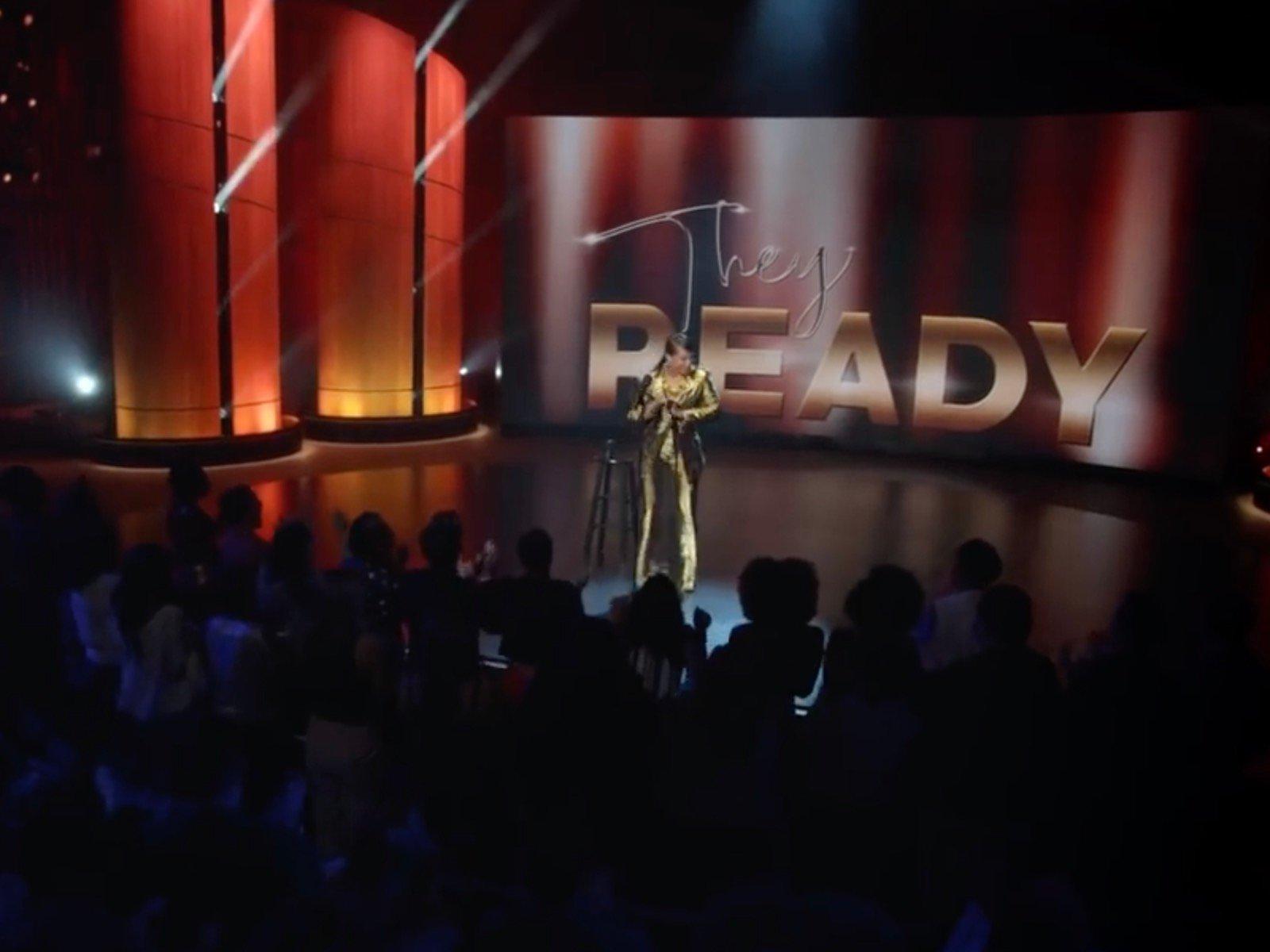 Tiffany Haddish They Ready Netflix