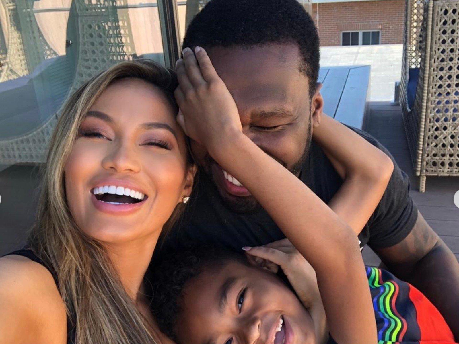 Daphne Joy 50 Cent Sire Jackson Selfie