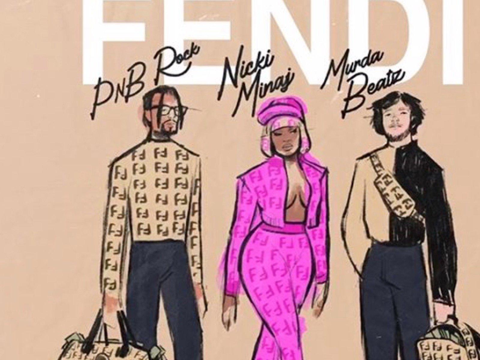 FENDI Nicki Minaj
