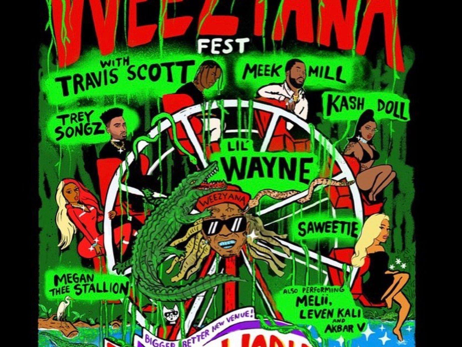 Lil Weezyana Fest '19
