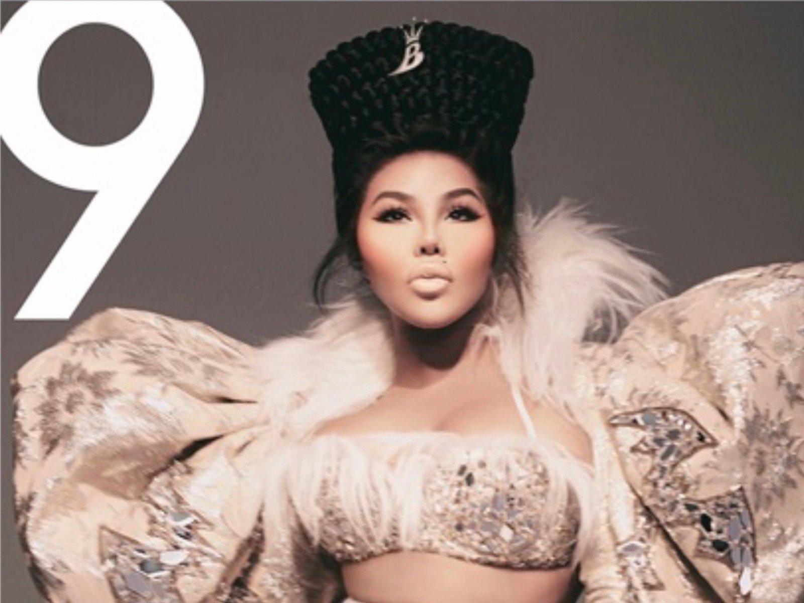 Lil' Kim 9