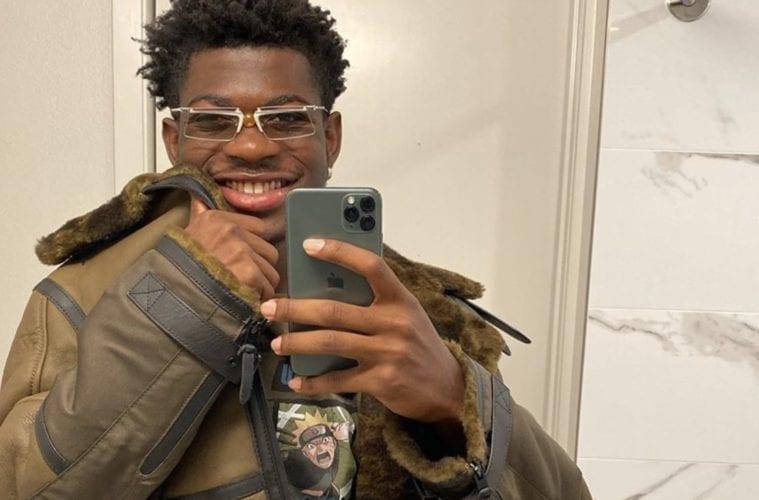 Lil Nas X Selfie