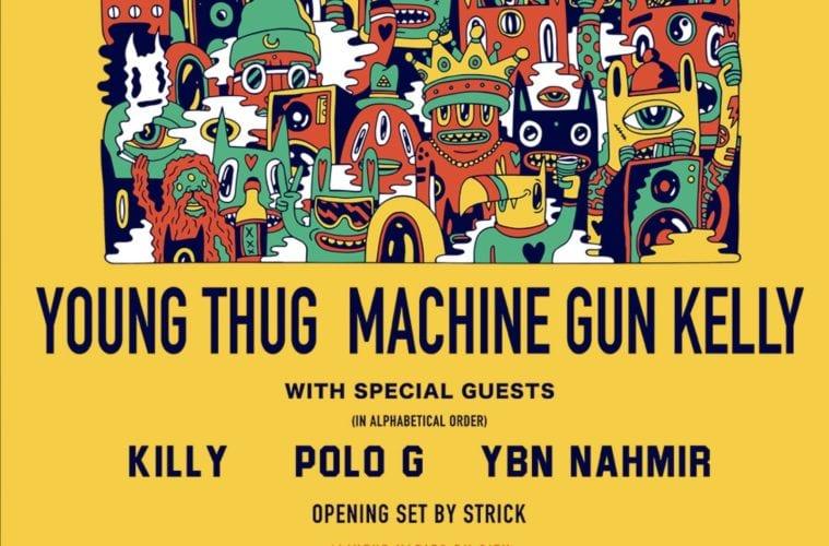 Machine Gun Kelly Young Thug