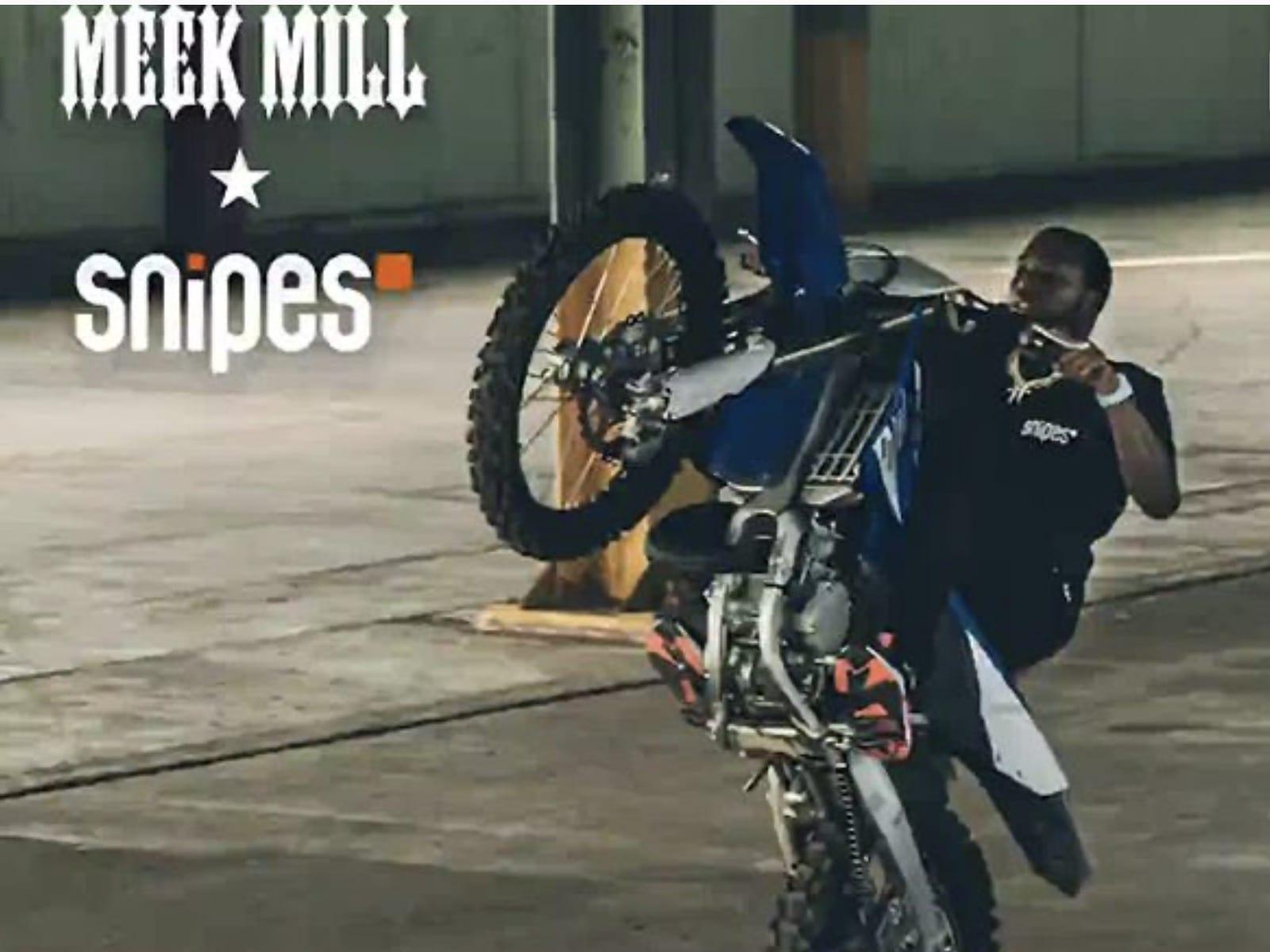 Meek Mill Snipes