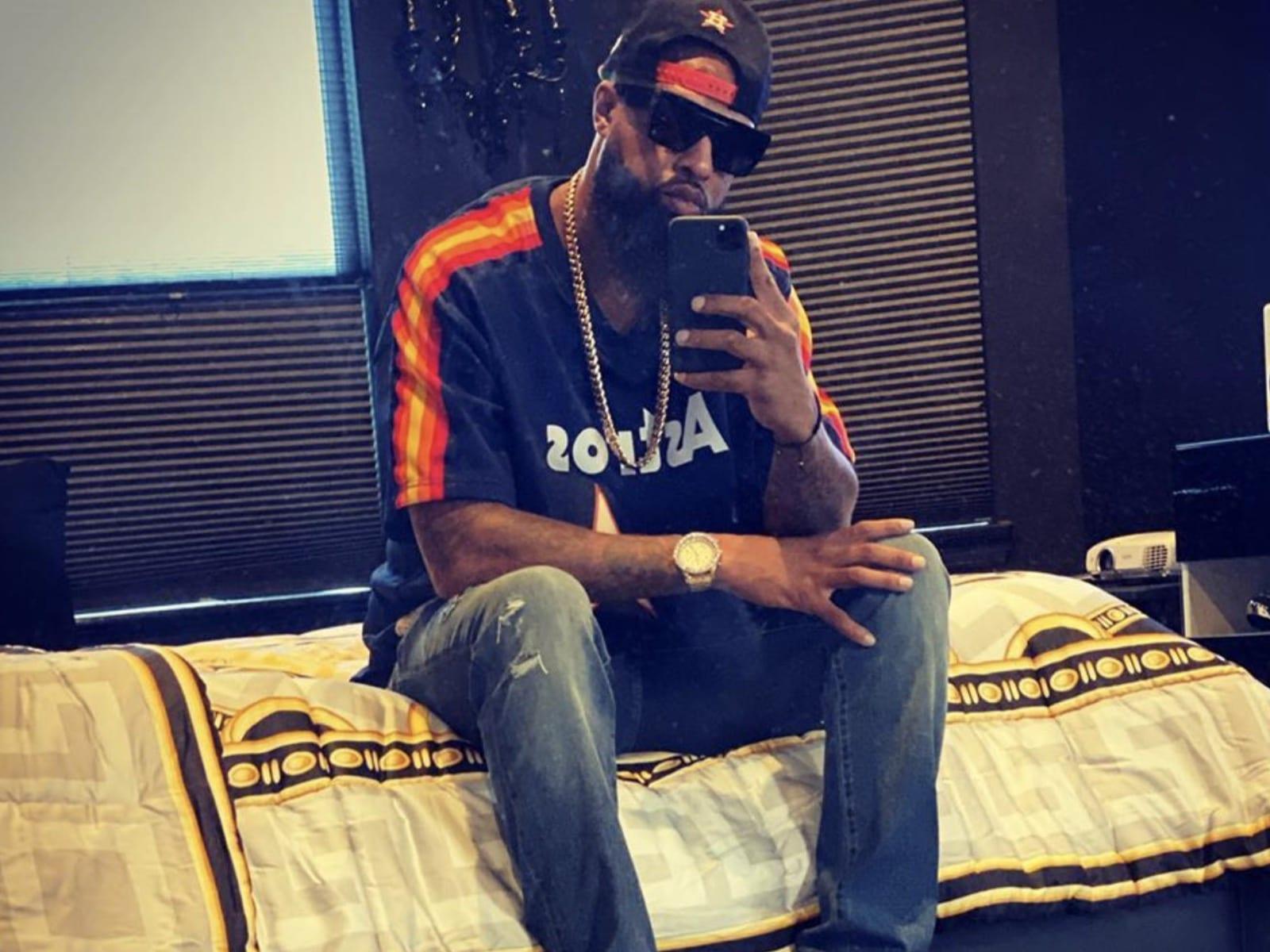 Slim Thug Selfie 10-23-19
