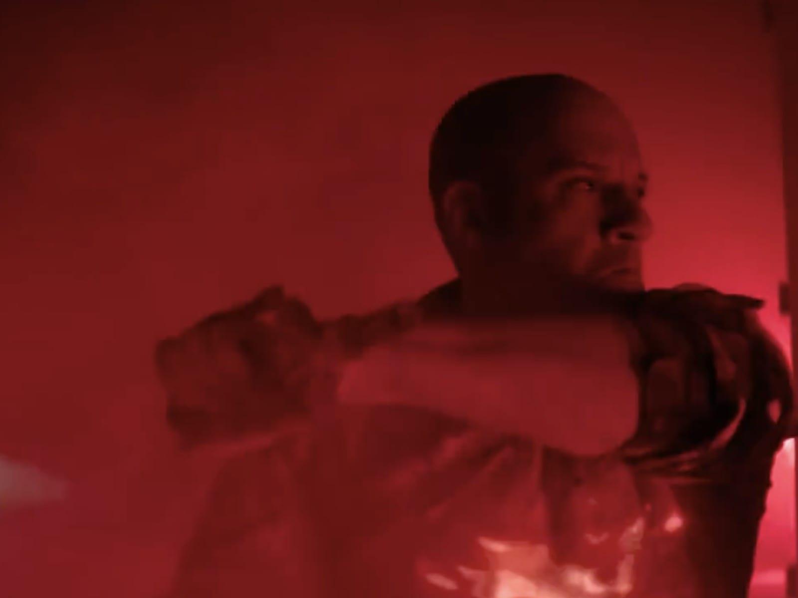 Vin Diesel Bloodshot Movie
