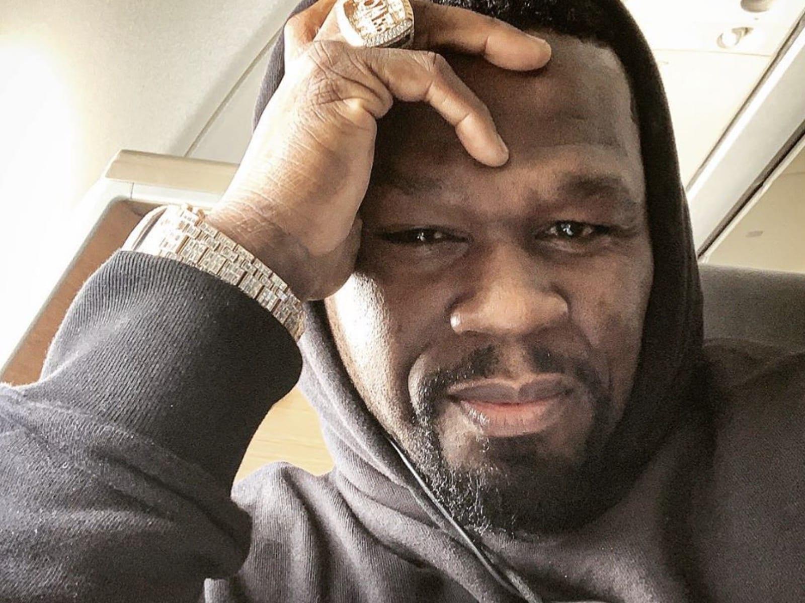 50 Cent 11-11-19 Selfie
