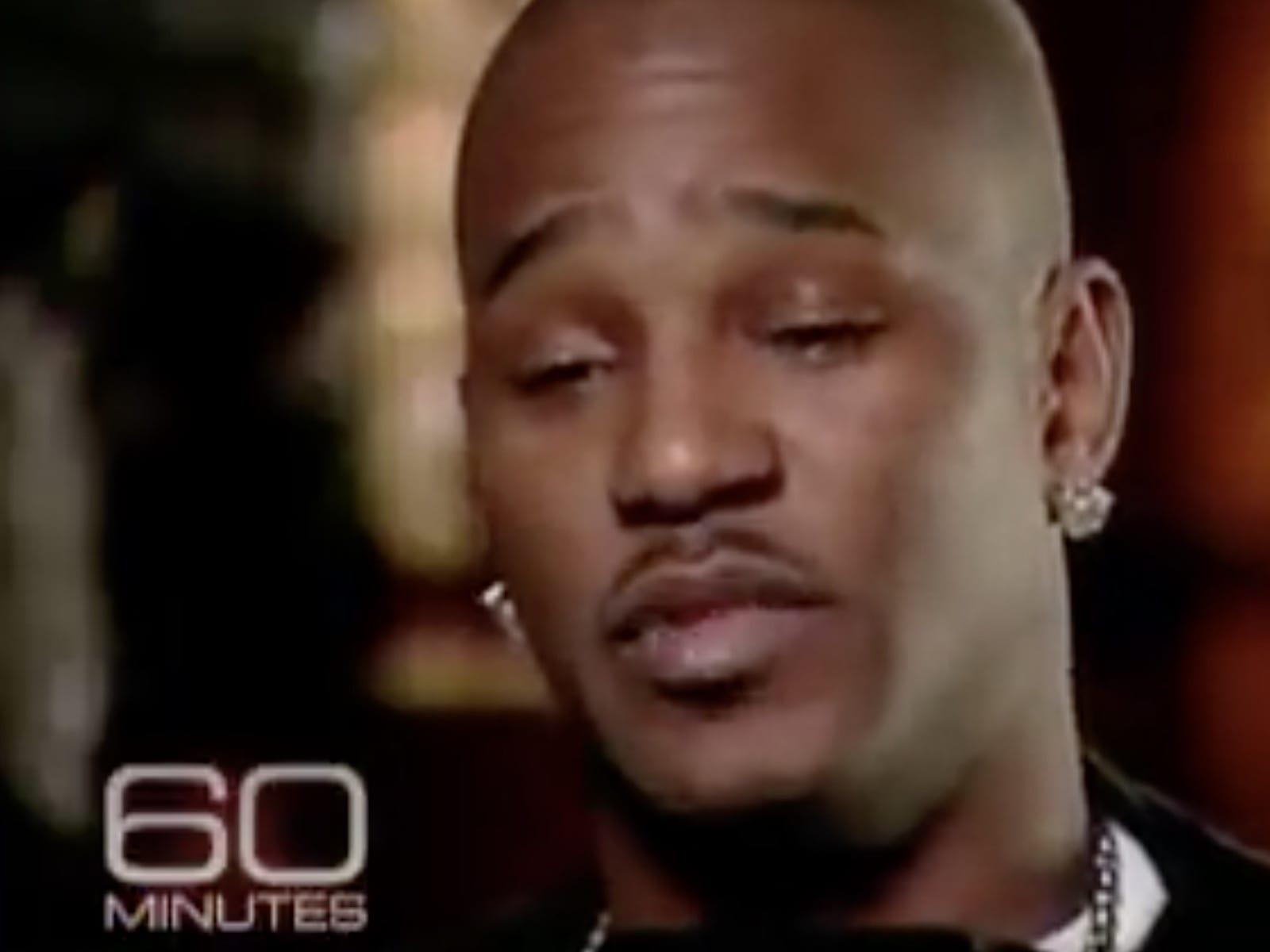 Cam'ron 60 Minutes Interview 11-13-19