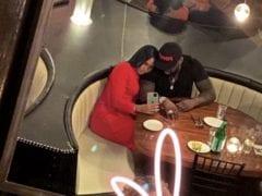 Cuban Link 50 Cent Selfie 11-4-19