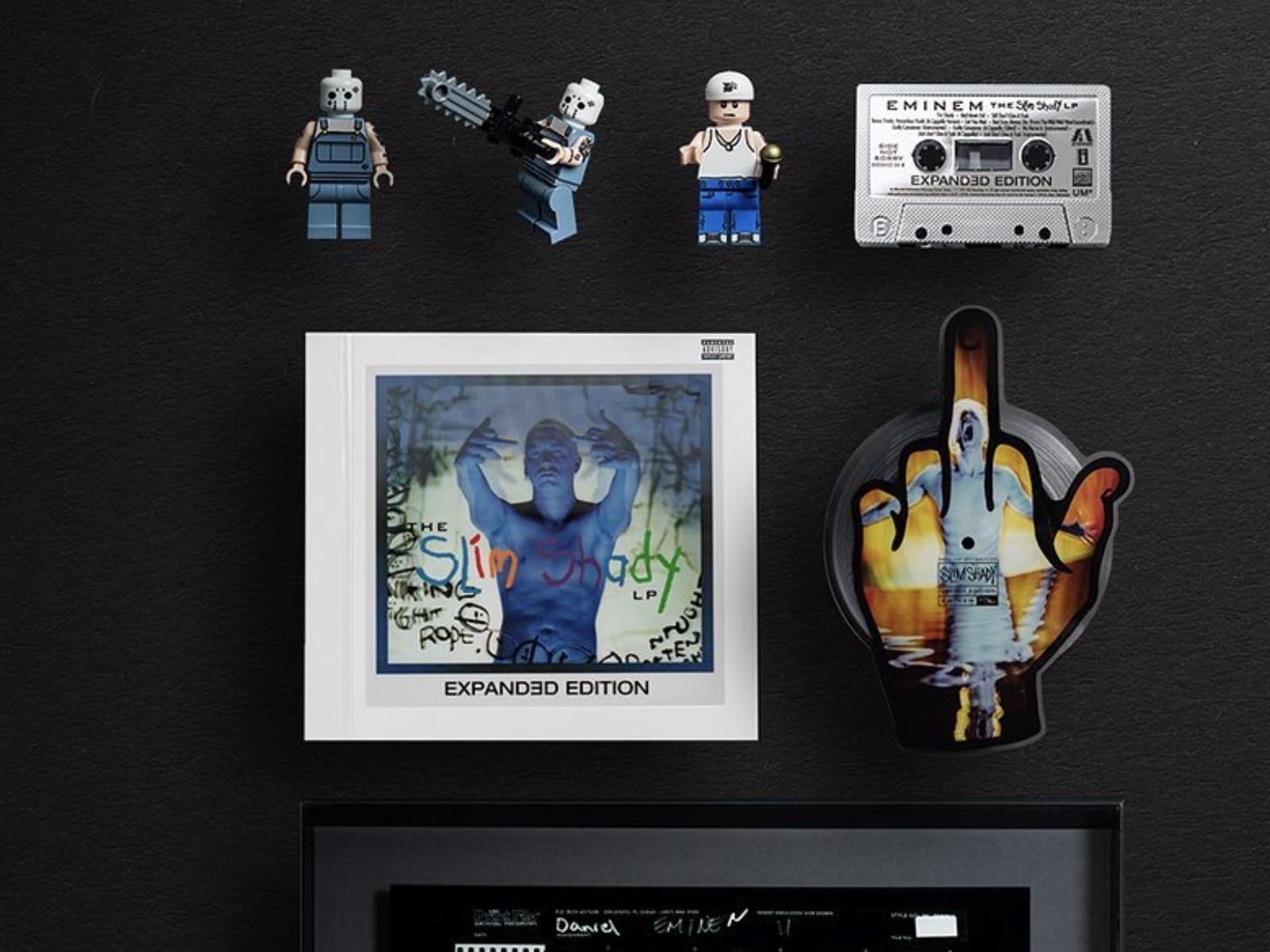 Eminem Collection Slim Shady LP 20