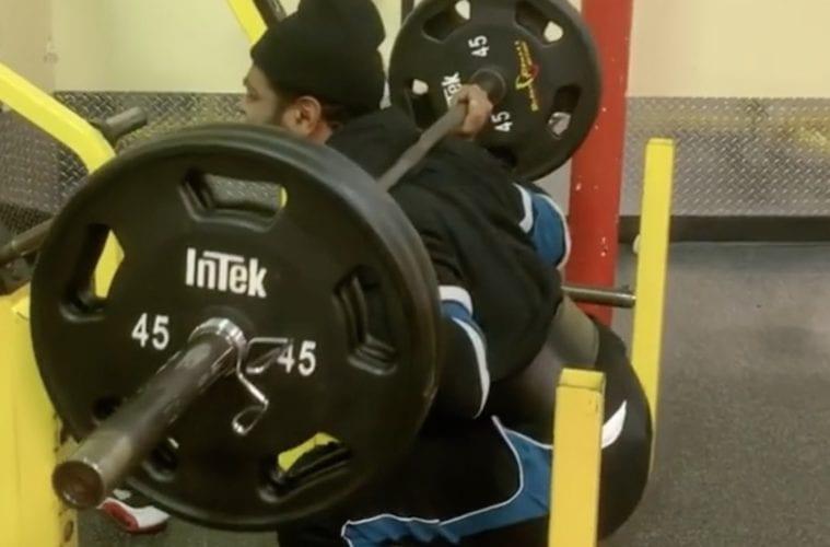 Jim Jones Workout 11-5-19