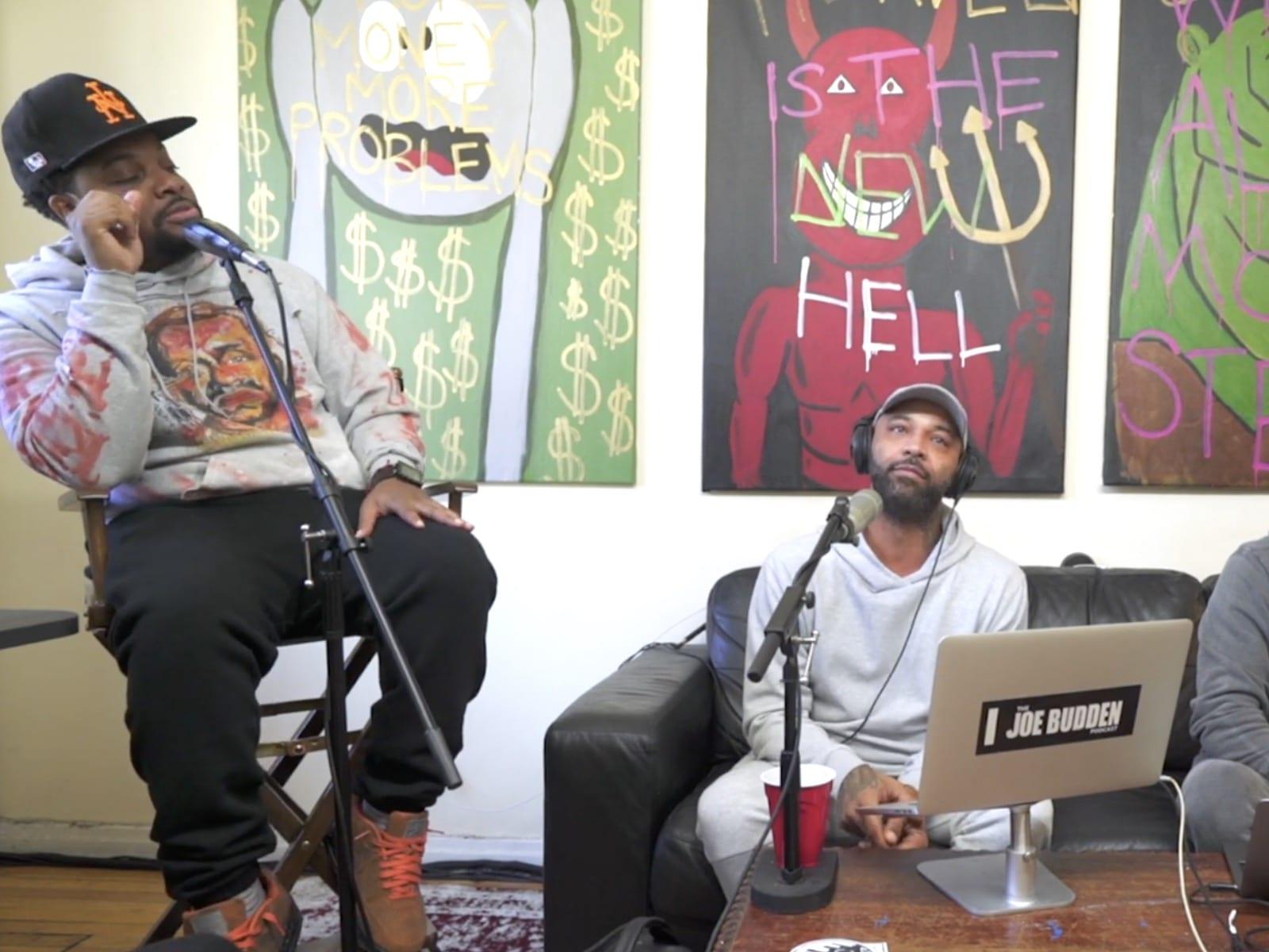 Joe Budden Podcast 11-6-19