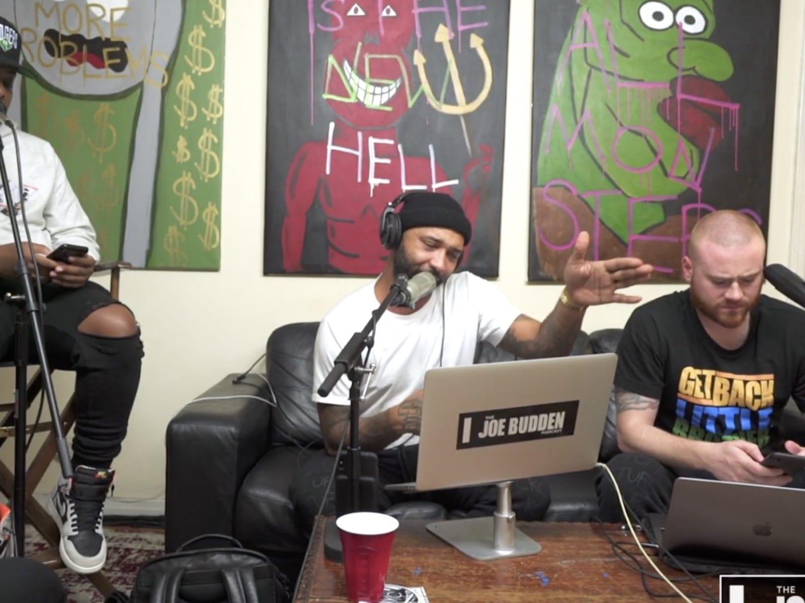 Joe Budden Podcast 11-8-19