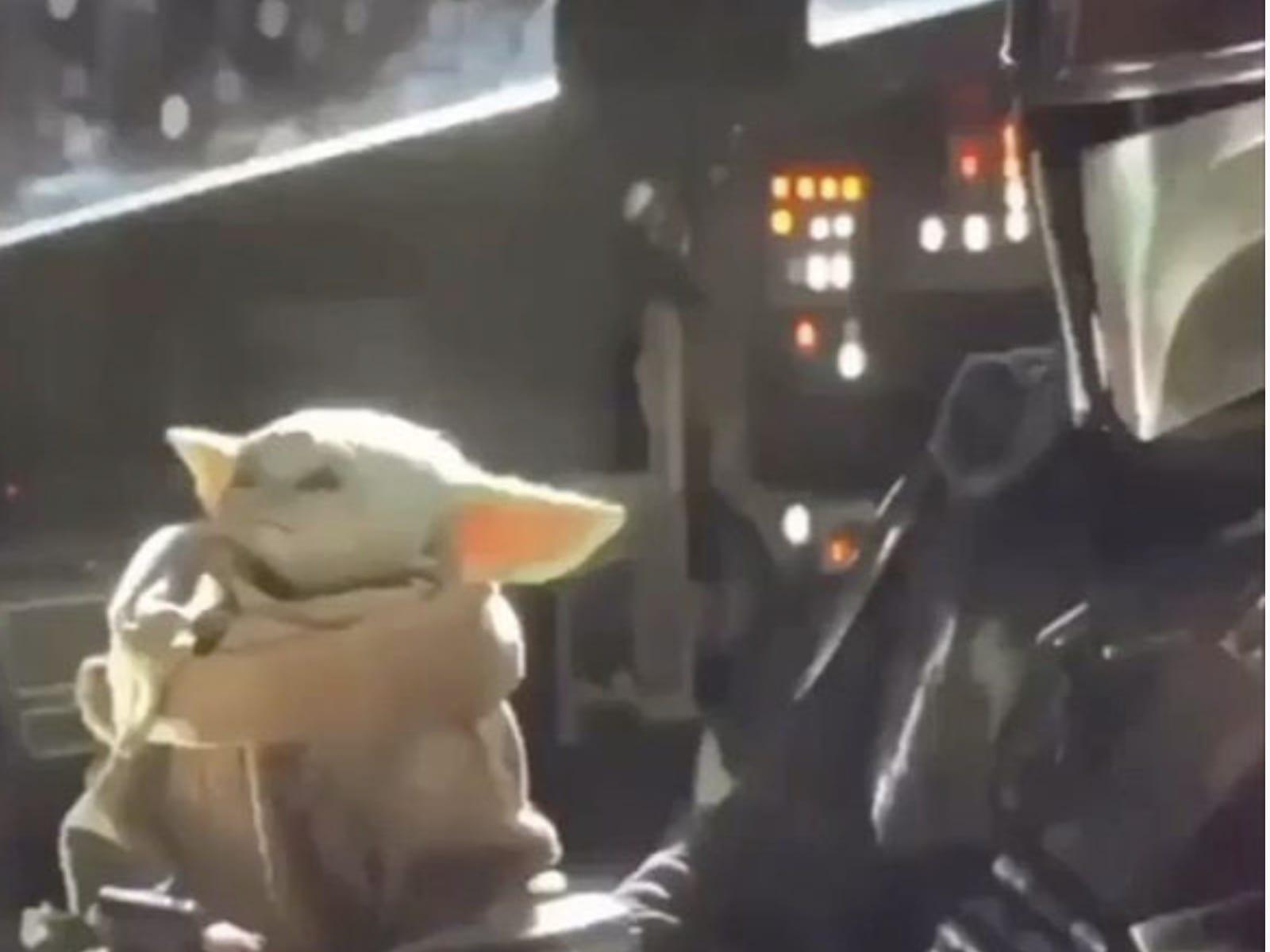 Baby Yoda 12-5-19