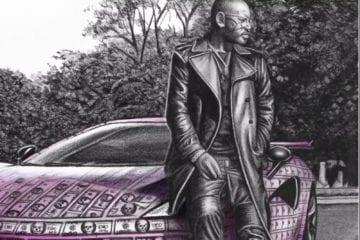 Cam'ron Purple Haze 2 Album Artwork