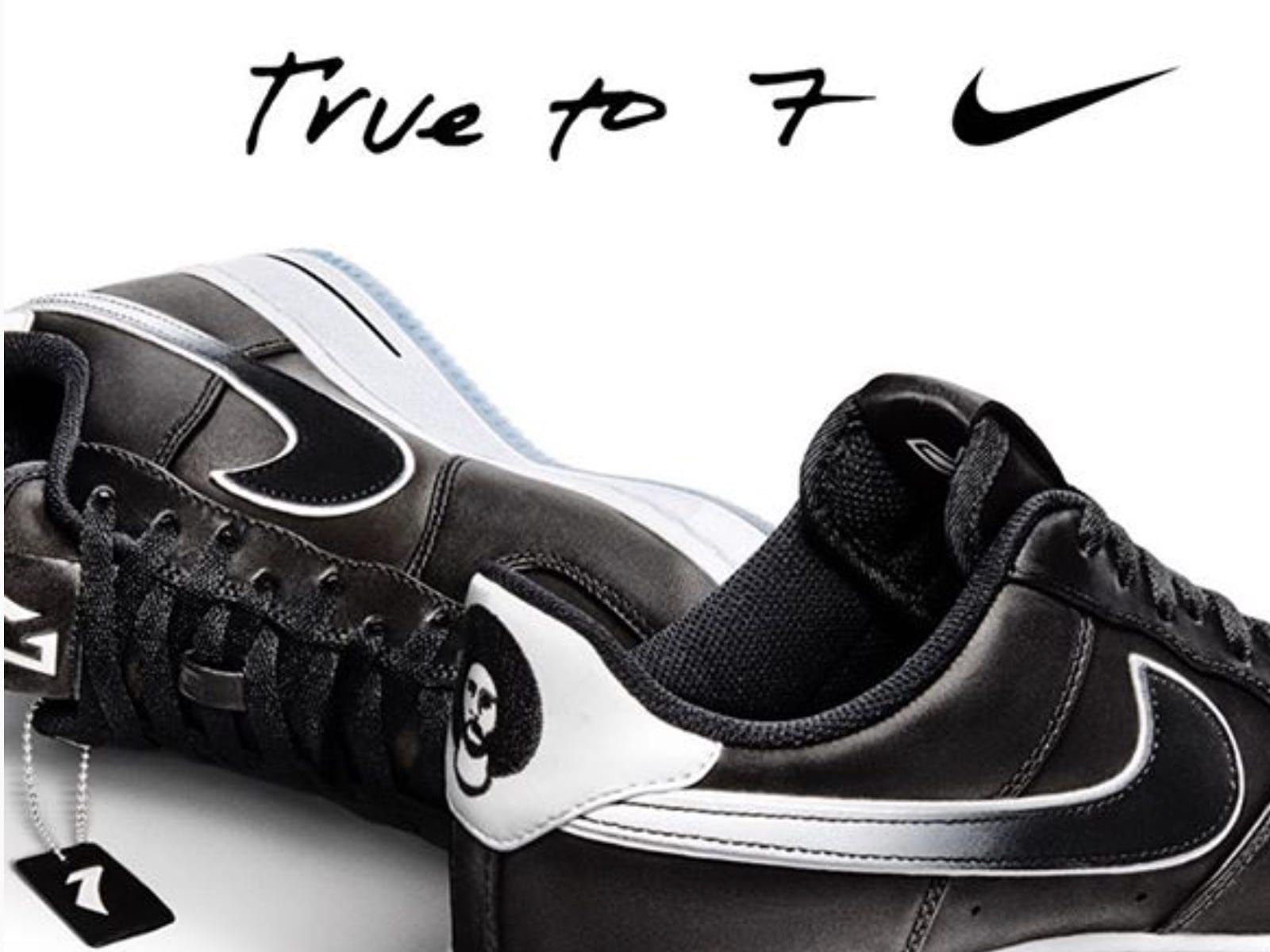 Colin Kaepernick Nike Footlocker