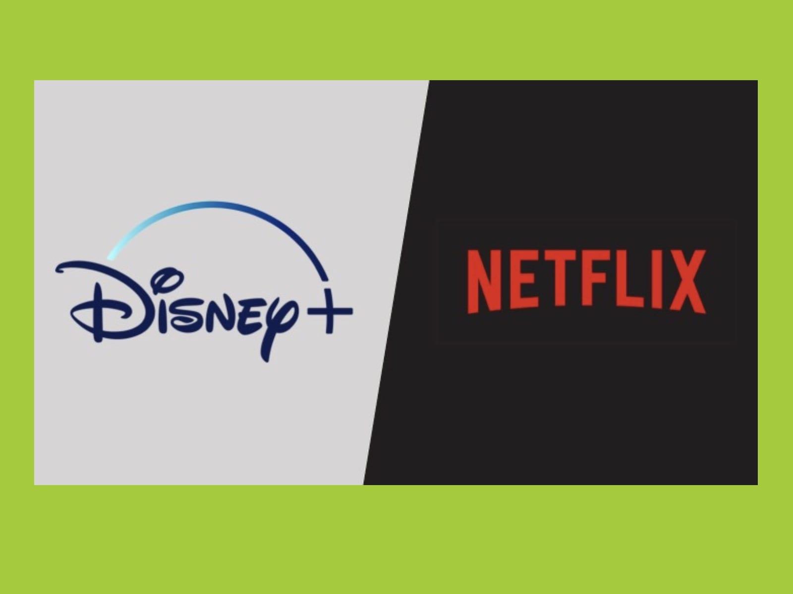 Disney Plus Netflix 12-4-19