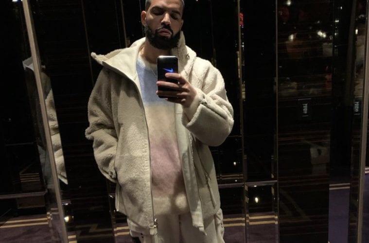 Drake Mirror Selfie