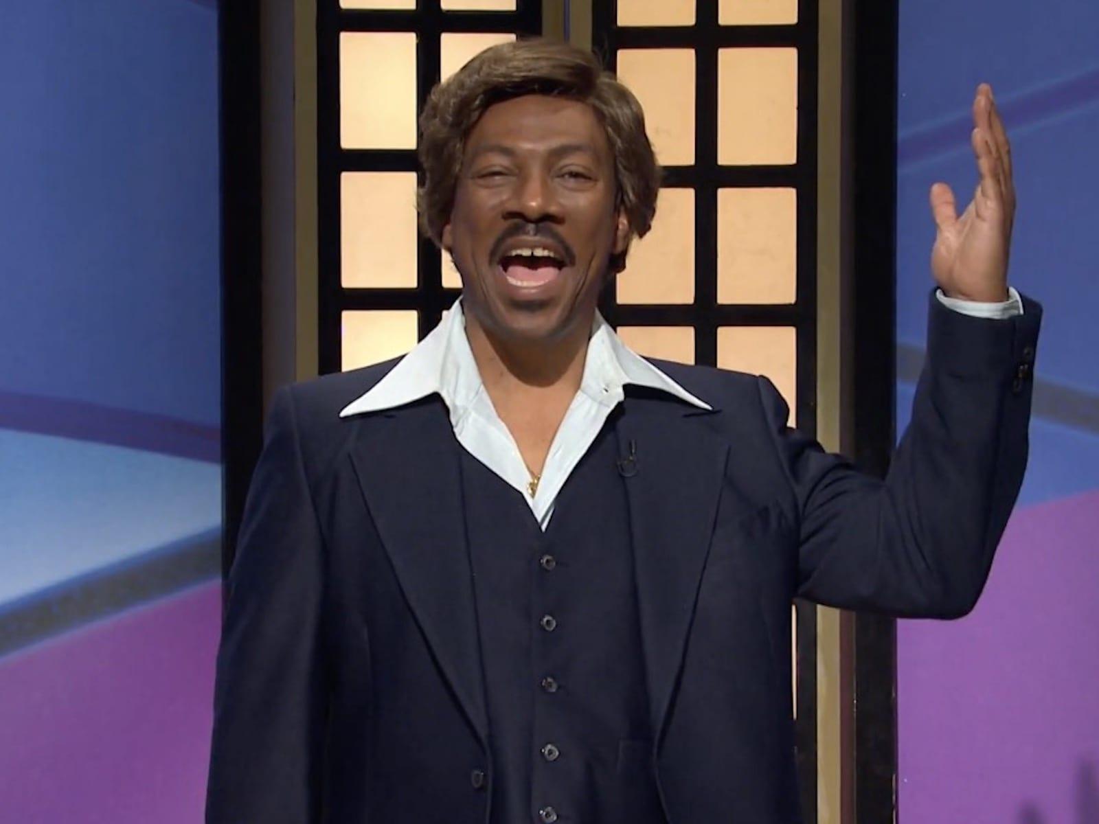Eddie Murphy SNL Clip