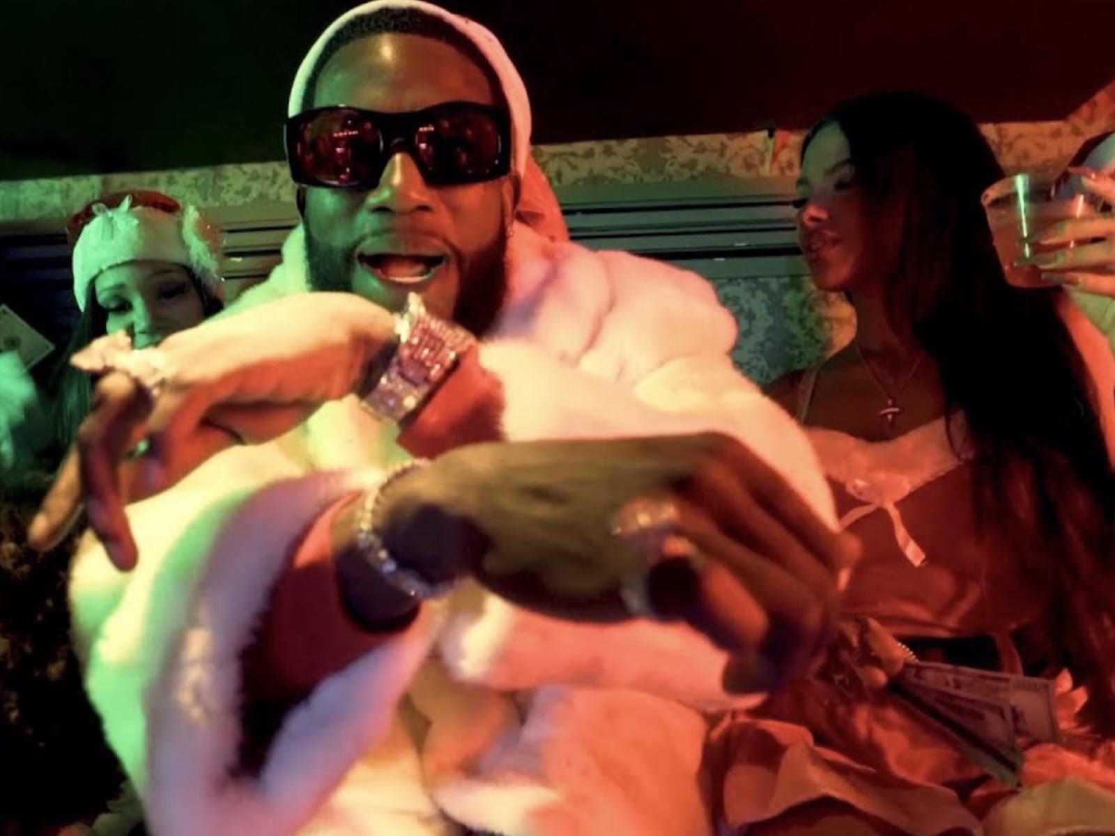 Gucci Mane Jingles Bales Video Clip