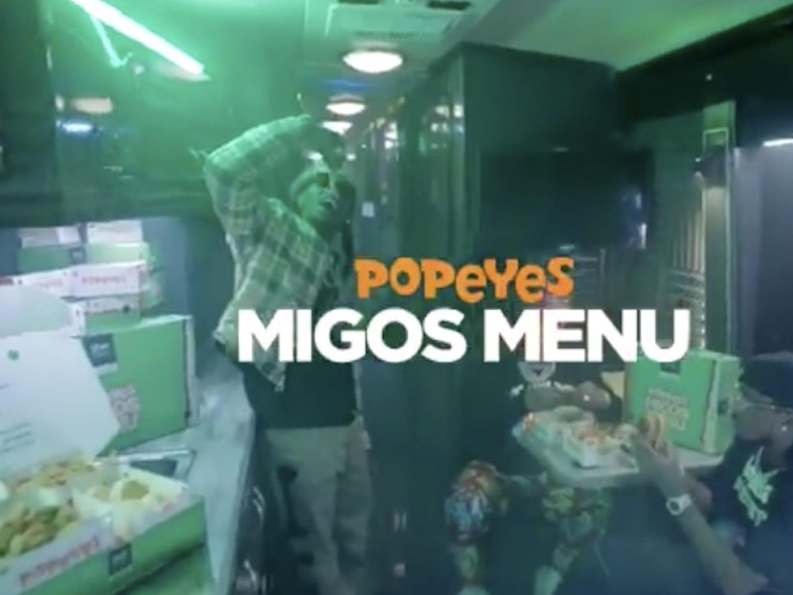 Migos Popeyes