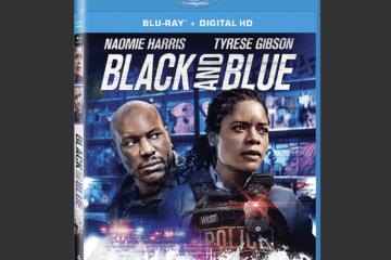 Black and Blue Blu-ray