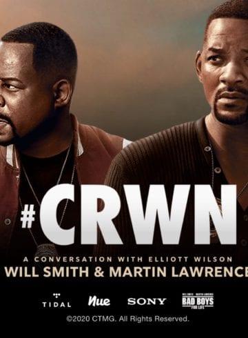 CRWN Will Smith Martin Lawrence