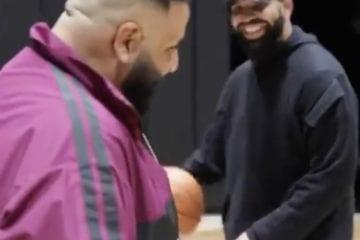 DJ Khaled Drake Balling Clip