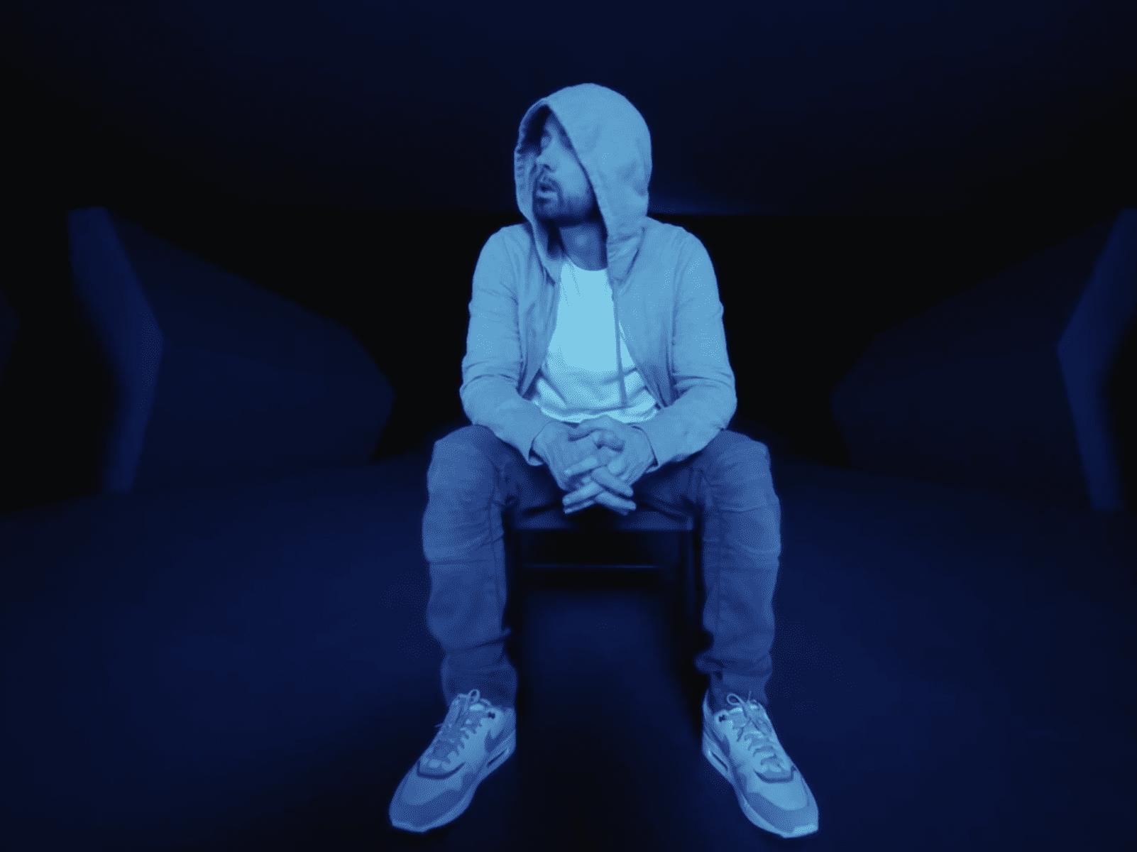Eminem Darkness Video
