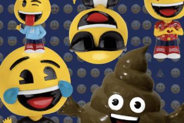 Emoji Bobbleheads