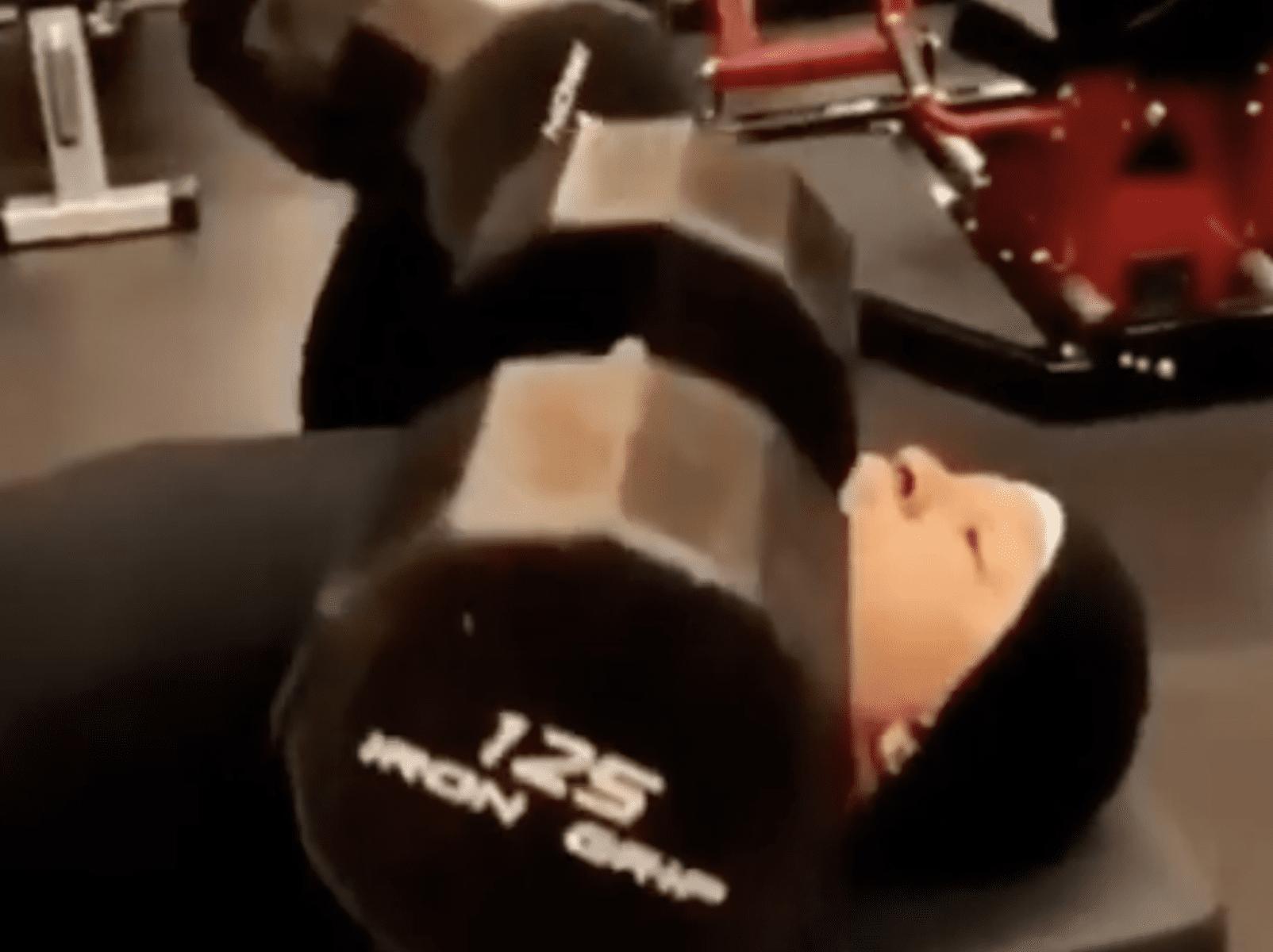 LL Cool J Workout Clip