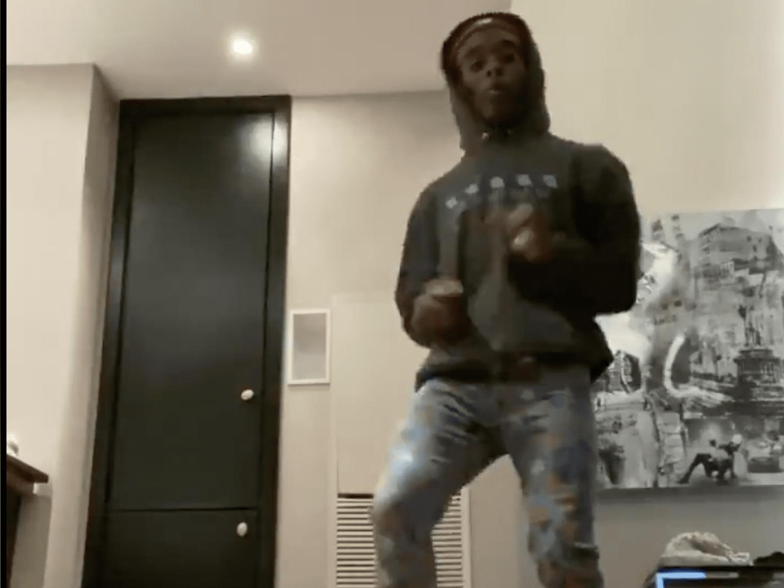 Lil Uzi Vert Dance Moves