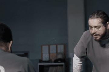 Post Malone Netflix Spenser Clip