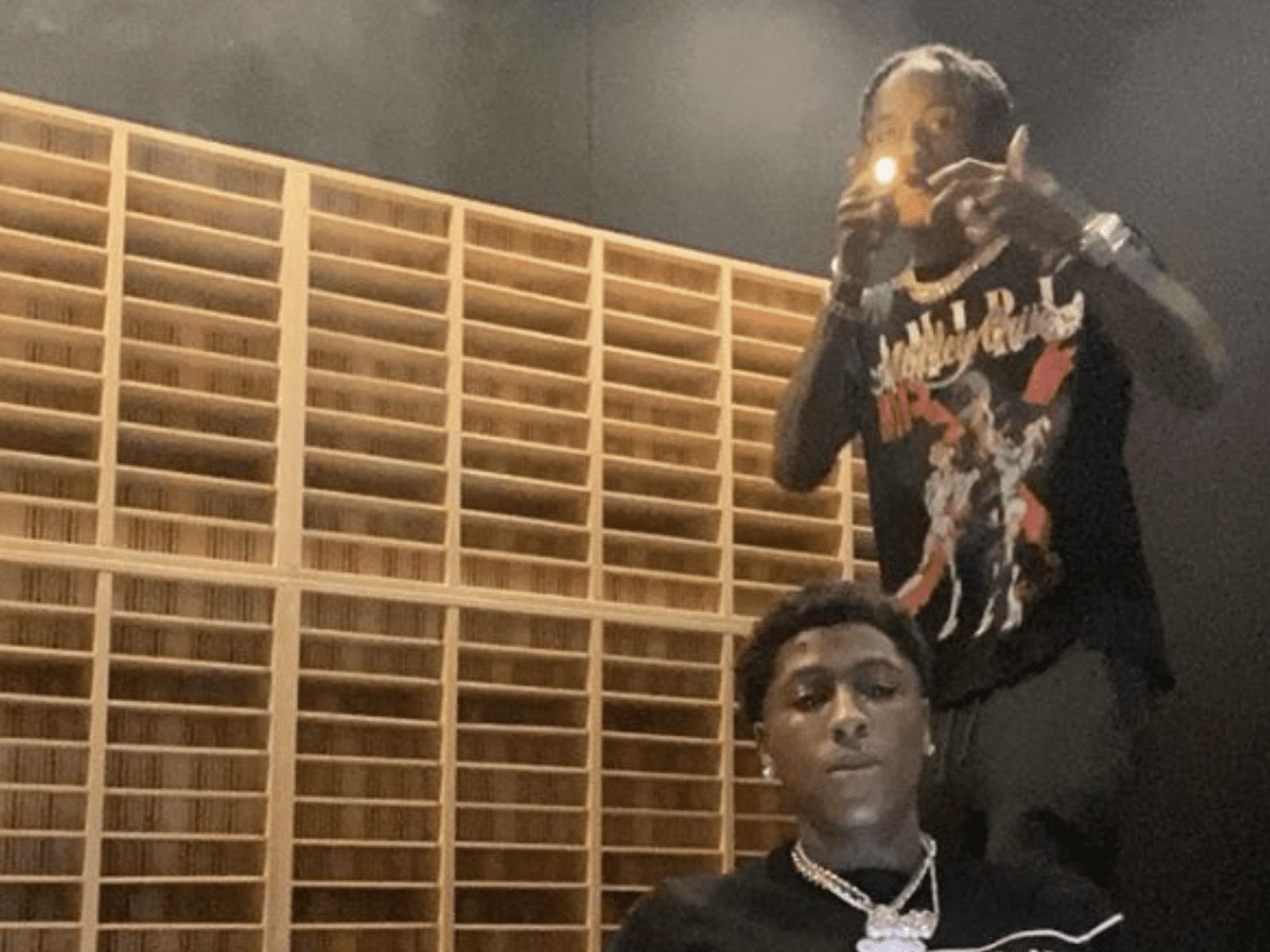 Rich The Kid NBA YoungBoy Studio Clip