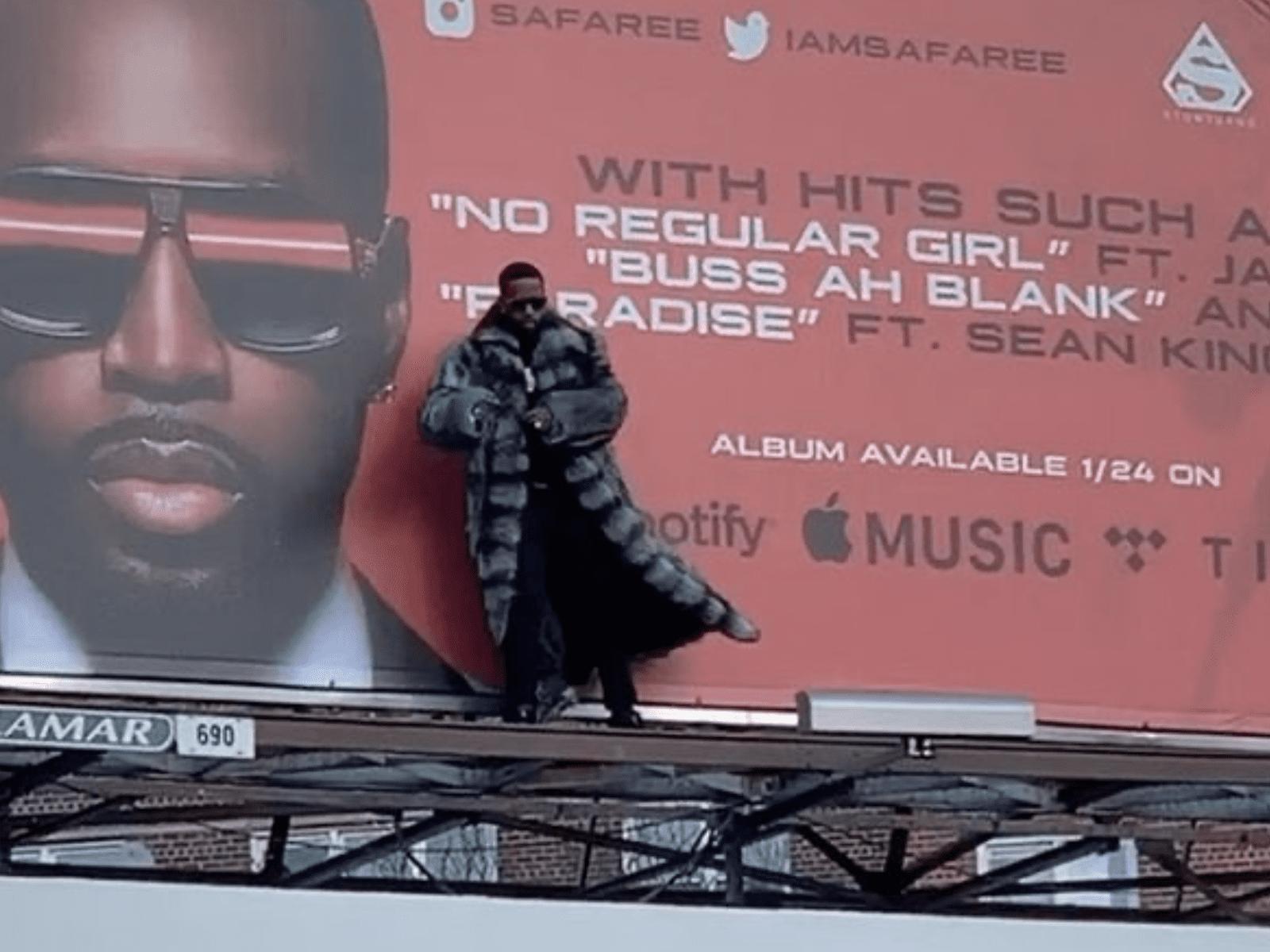 Safaree Samuels Billboard