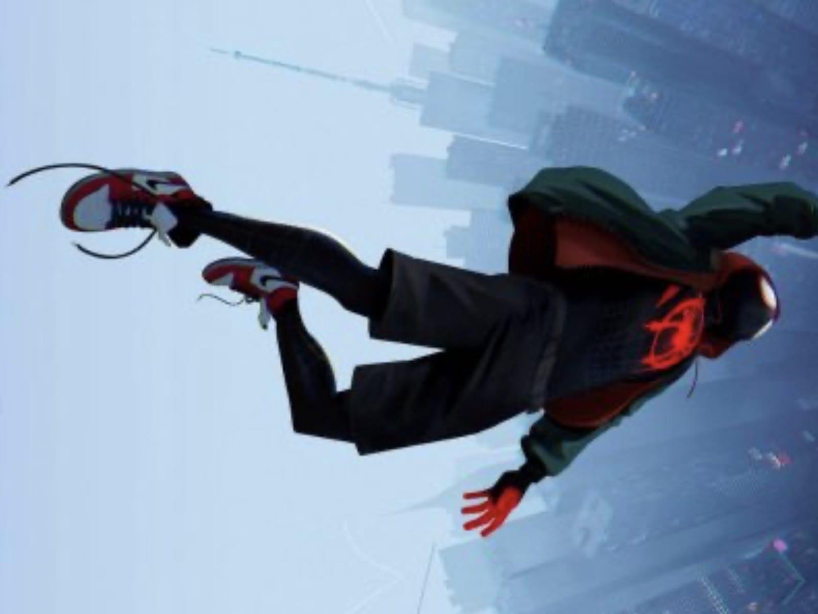 Spider-Man Miles Morales Clip
