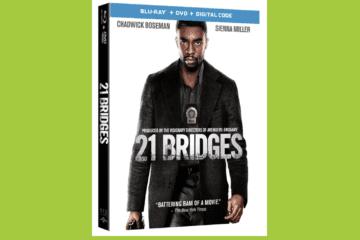 21 Bridges on Blu-ray