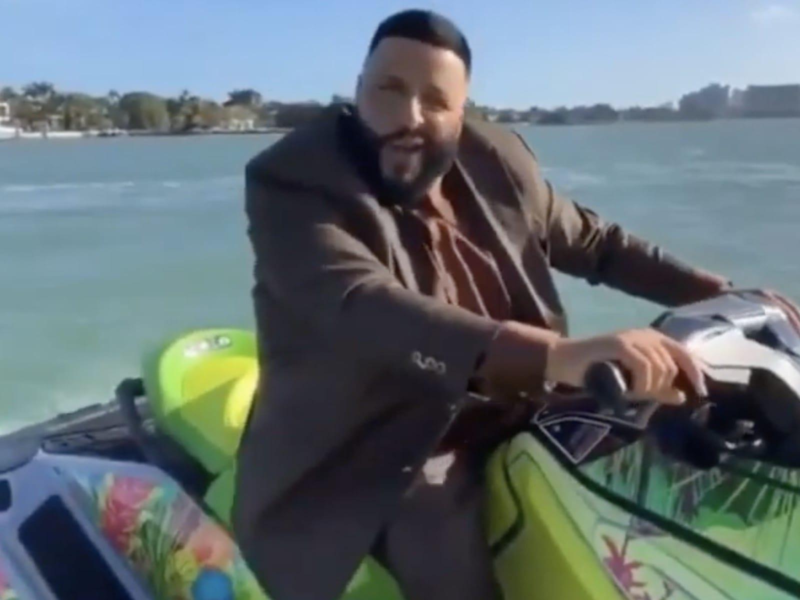 DJ Khaled Jet Ski Clip