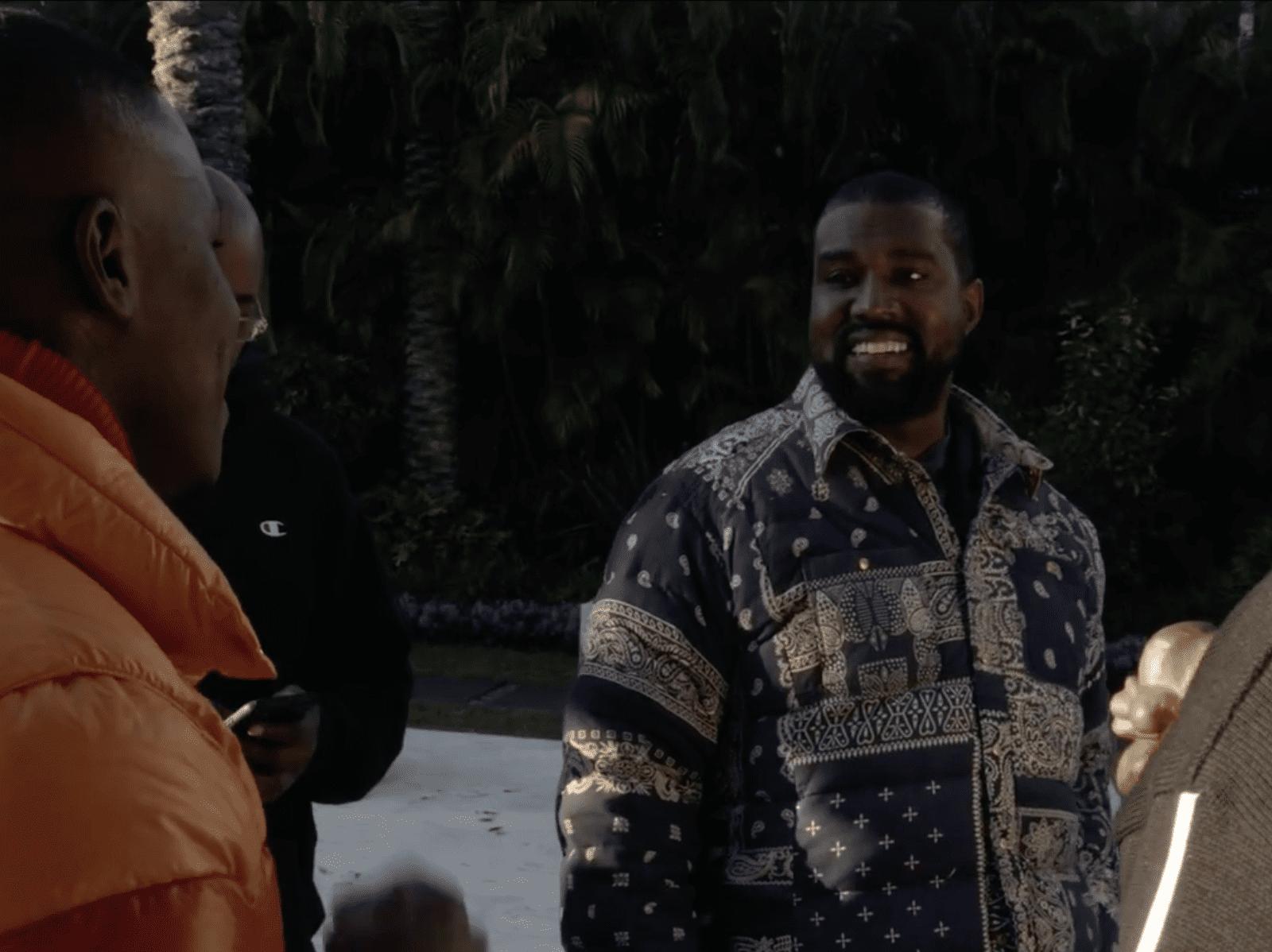 DaBaby Kanye West Shut Up Video