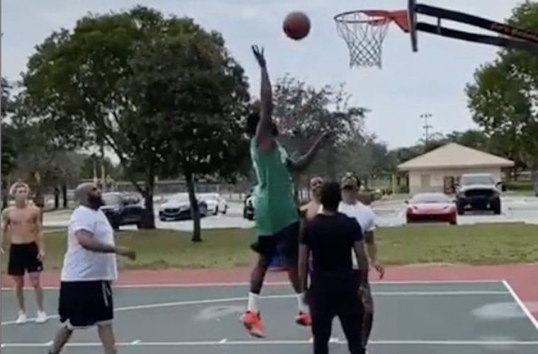 Gucci Mane Basketball Video