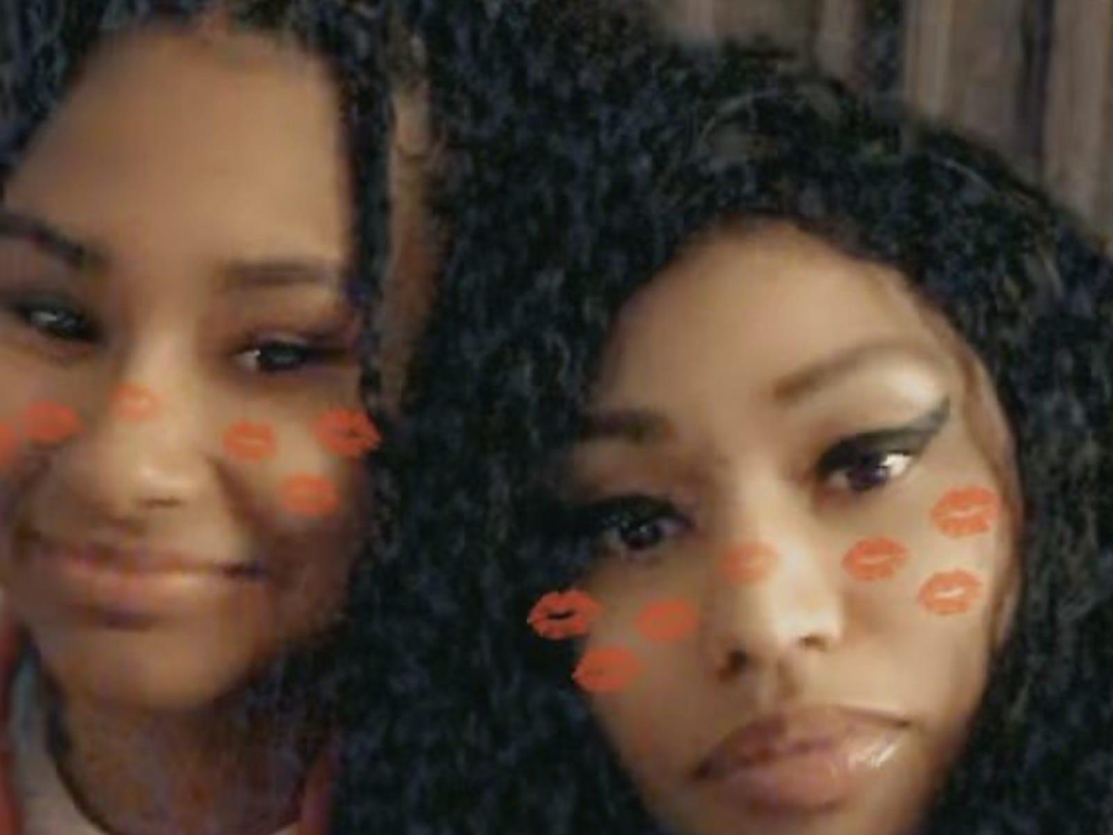 Nicki Minaj Footage Little Sister