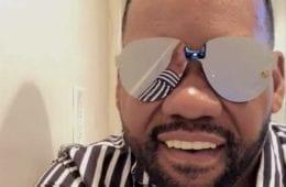 Raekwon Sunglasses Smile Selfie