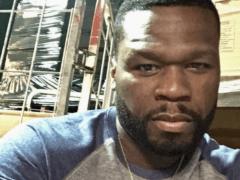 50 Cent Selfie Pic Emmanuel Gonzalez
