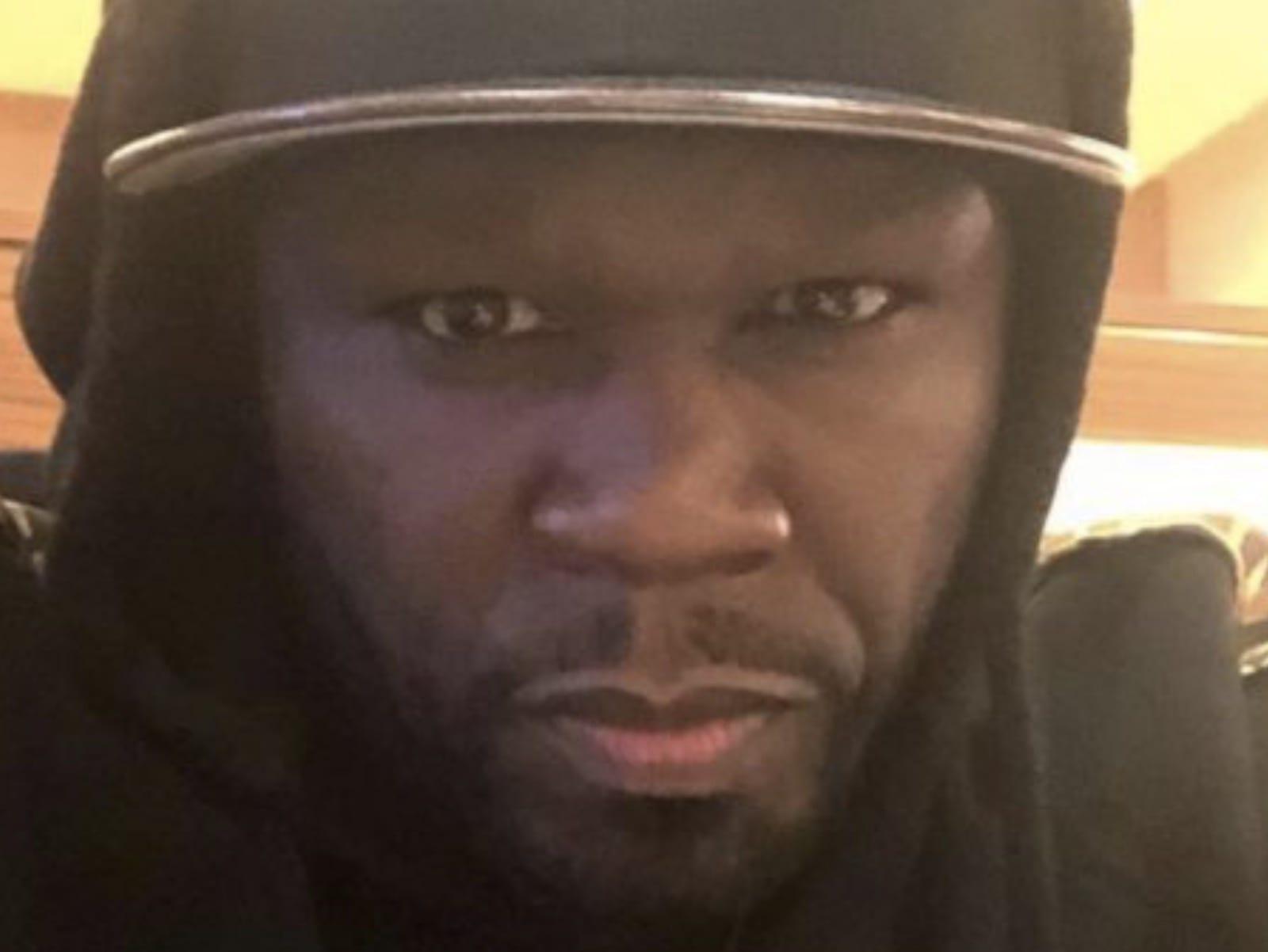 50 Cent Selfie Steelers Hat