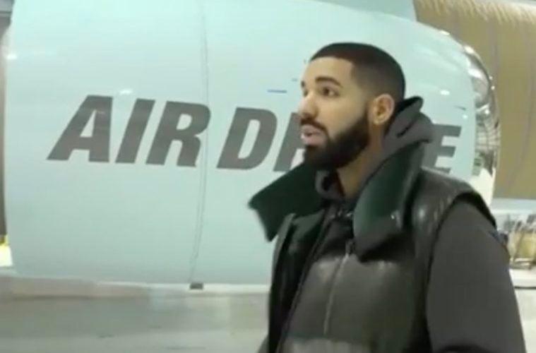 Air Drake Drake Clip