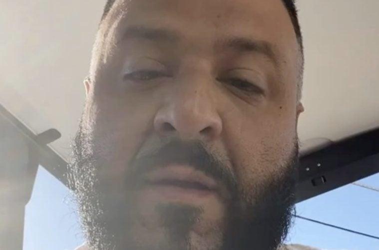 DJ Khaled Boat Clip