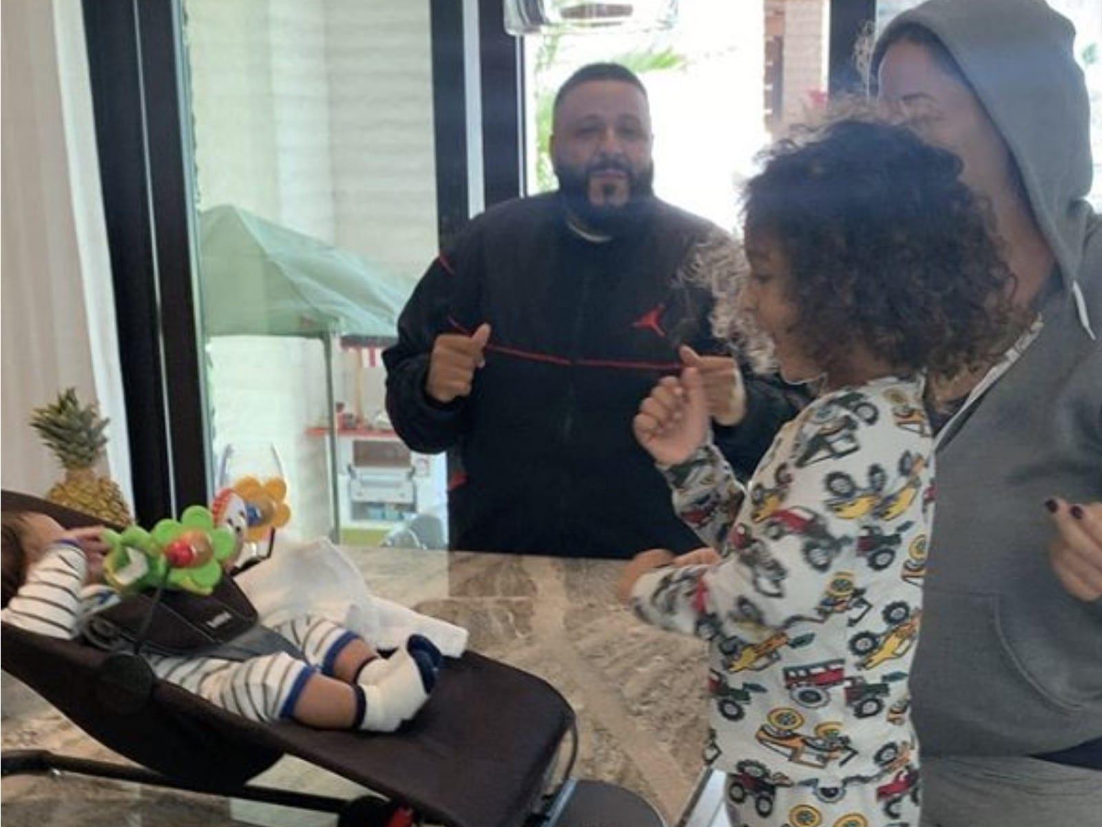 DJ Khaled Family Clip