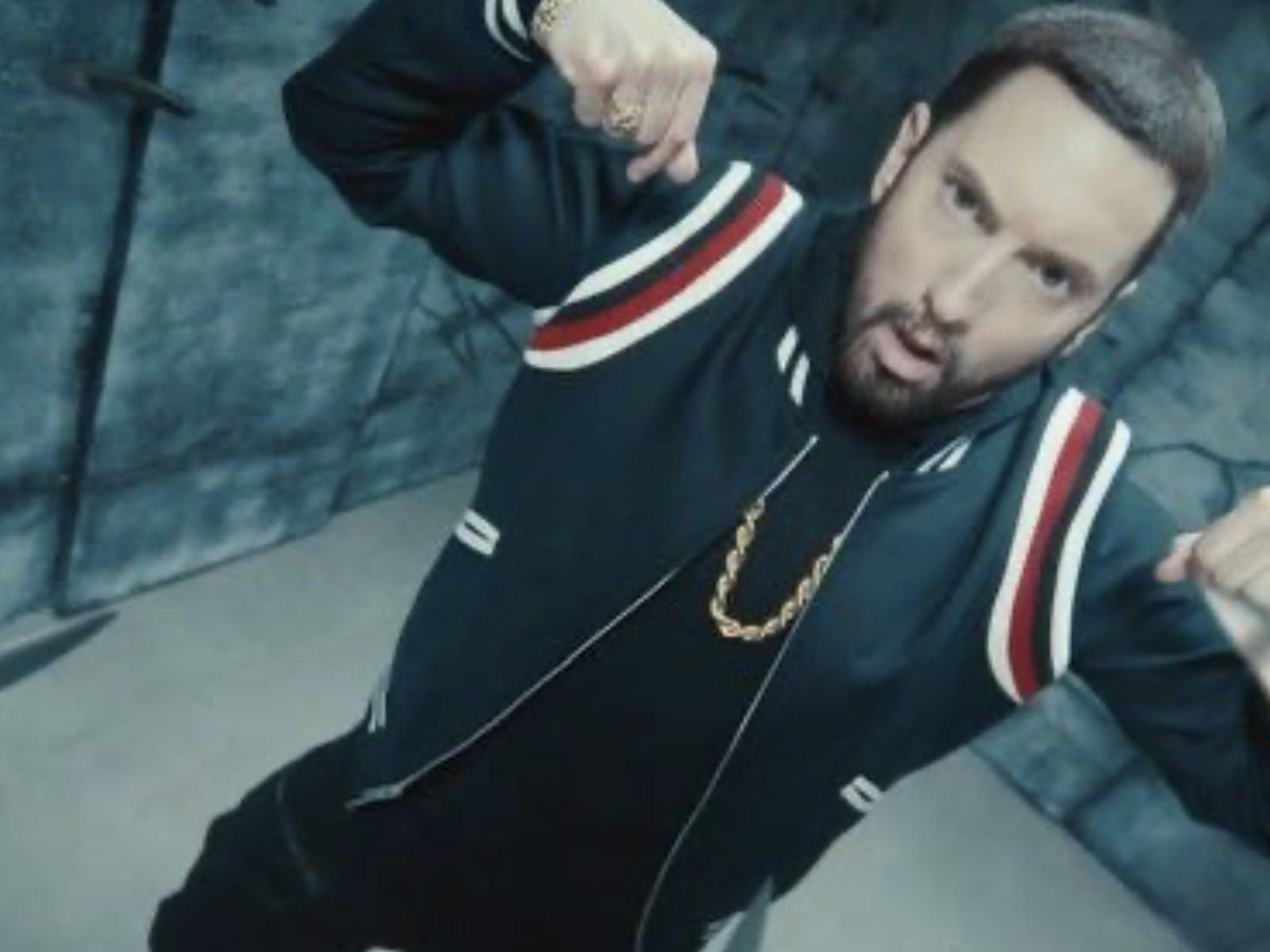Eminem Banks Millions From NFT Drop  SOHH.com