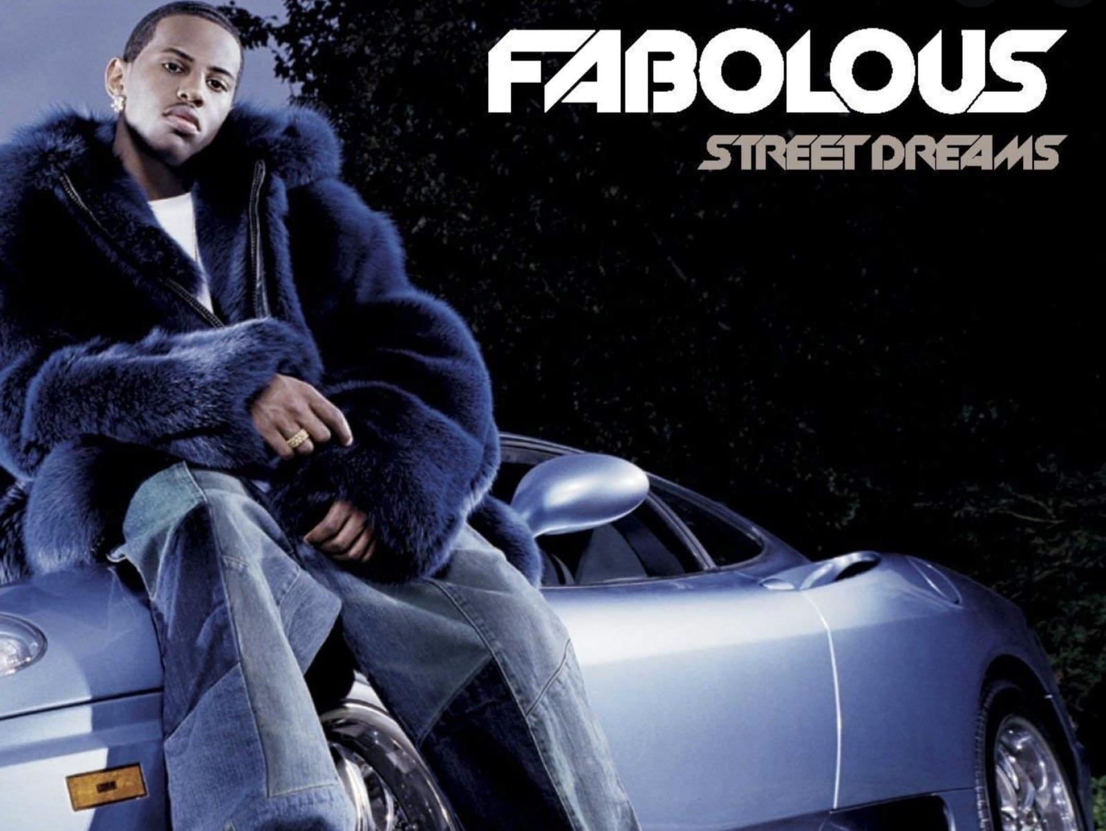 Fabolous Street Dreams Cover Art
