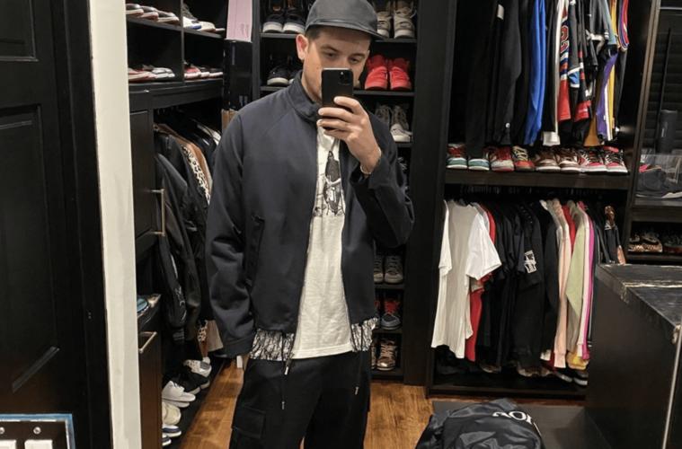 G-Eazy Selfie Pic